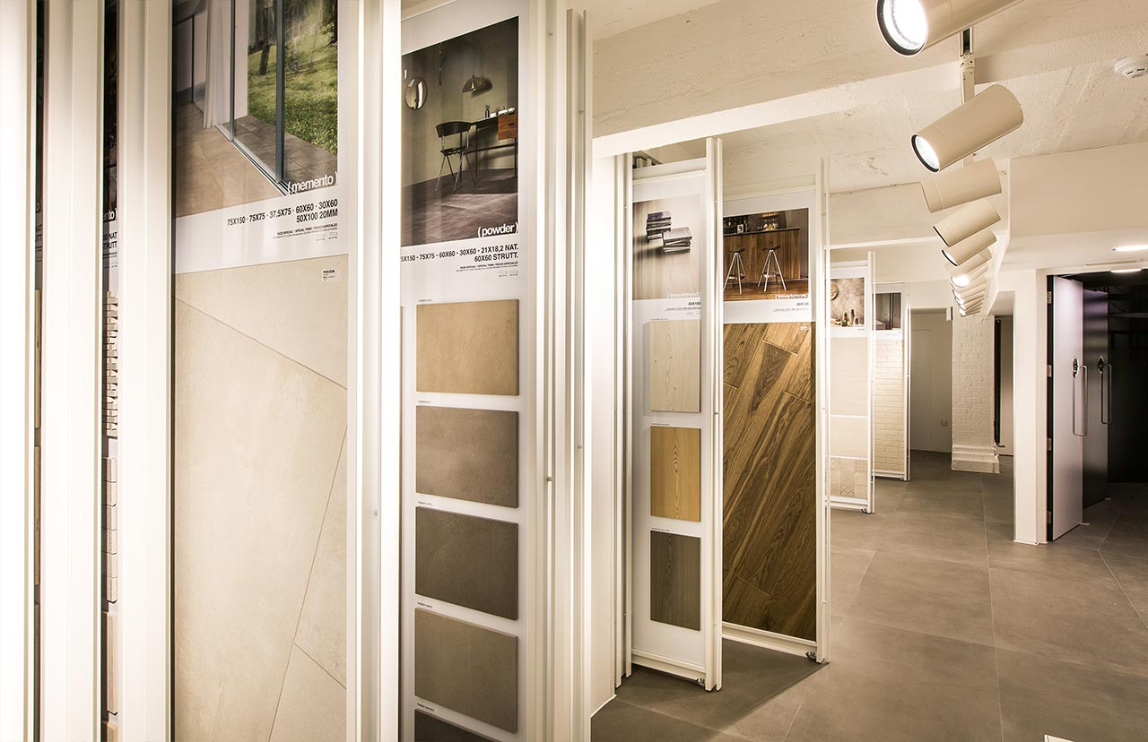 Marazzi London Showroom