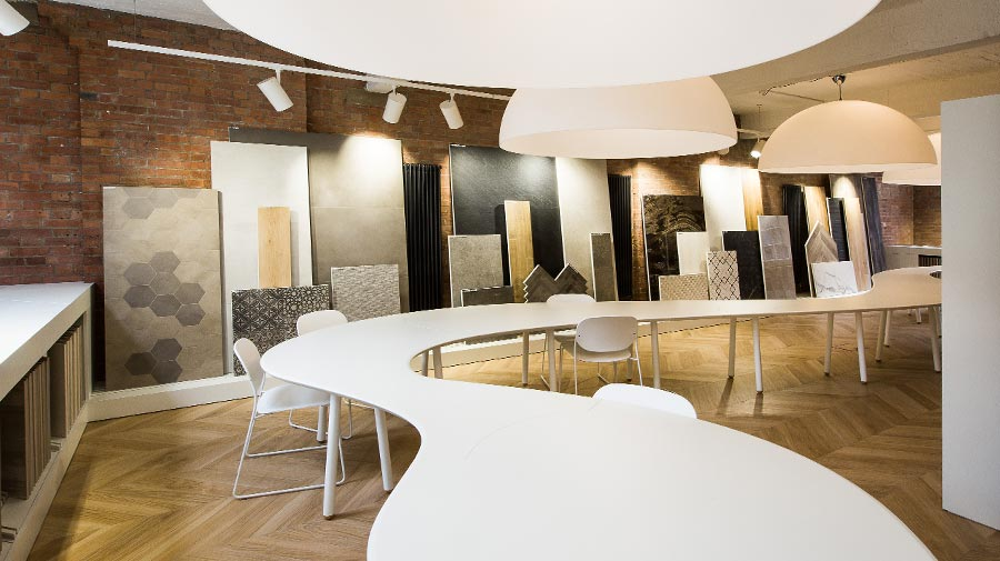 Marazzi opens its first London showroom