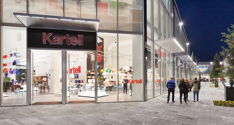 Outlet Kartell Milano. Finest Kartell Bassetti E Haas With Outlet ...