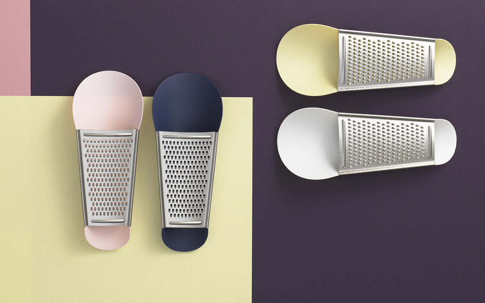 Pinch cheese grater by Normann Copenhagen