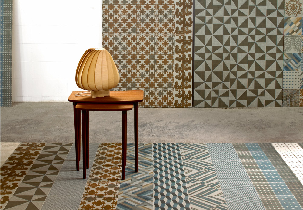 Azulej collection, design Patricia Urquiola, Mutina 2012