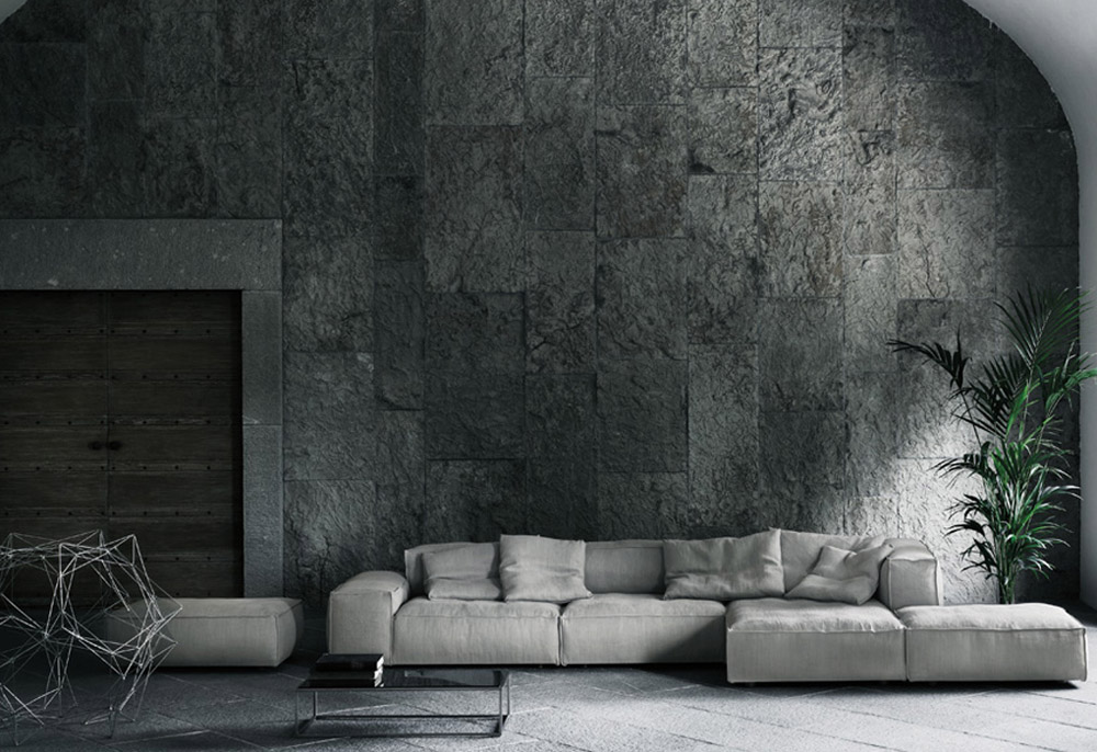 NeoWall set, design Piero Lissoni, Living Divani 2011