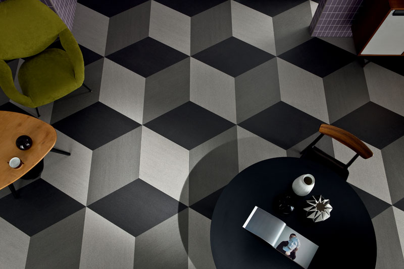 Slimtech Mauk collection by Lea Ceramiche