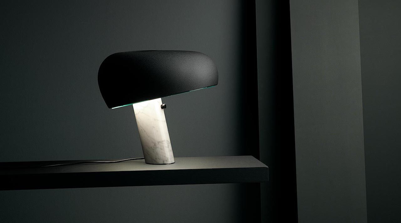 Snoopy lamp, Touch Limeted Edition, design Achille & Pier Giacomo Castiglioni 1967, Flos