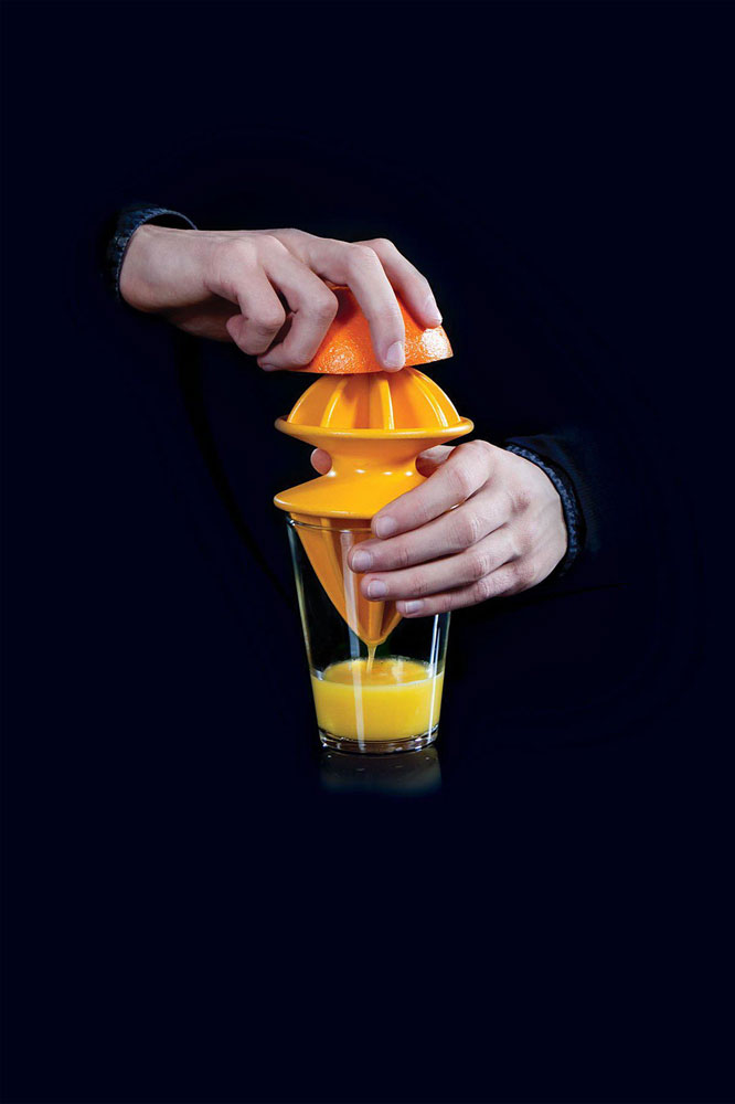 citrange lemon squeezer by royal VKB