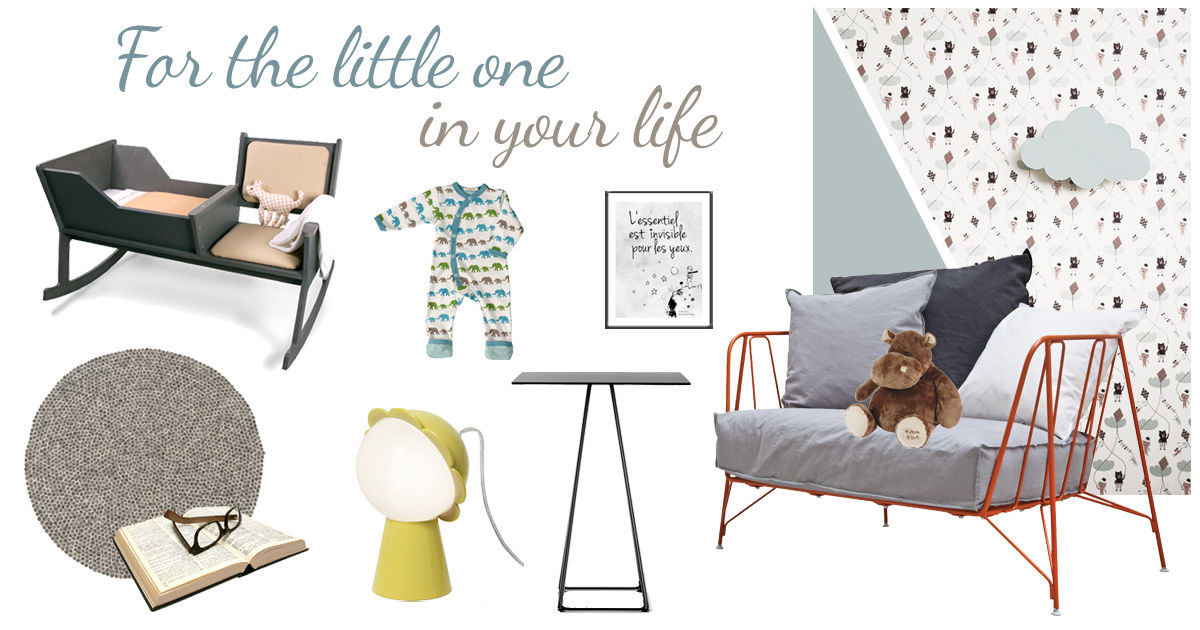 moodboard kids'room