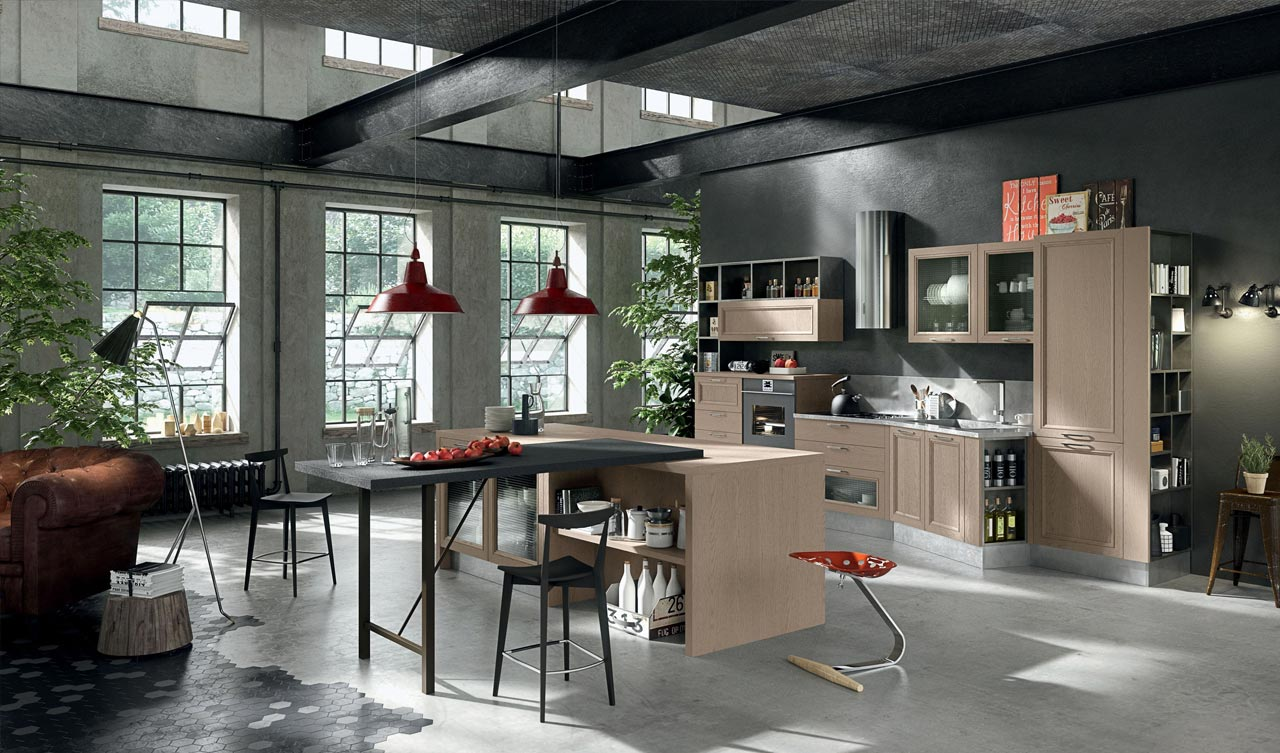 Aran kitchen Magistra