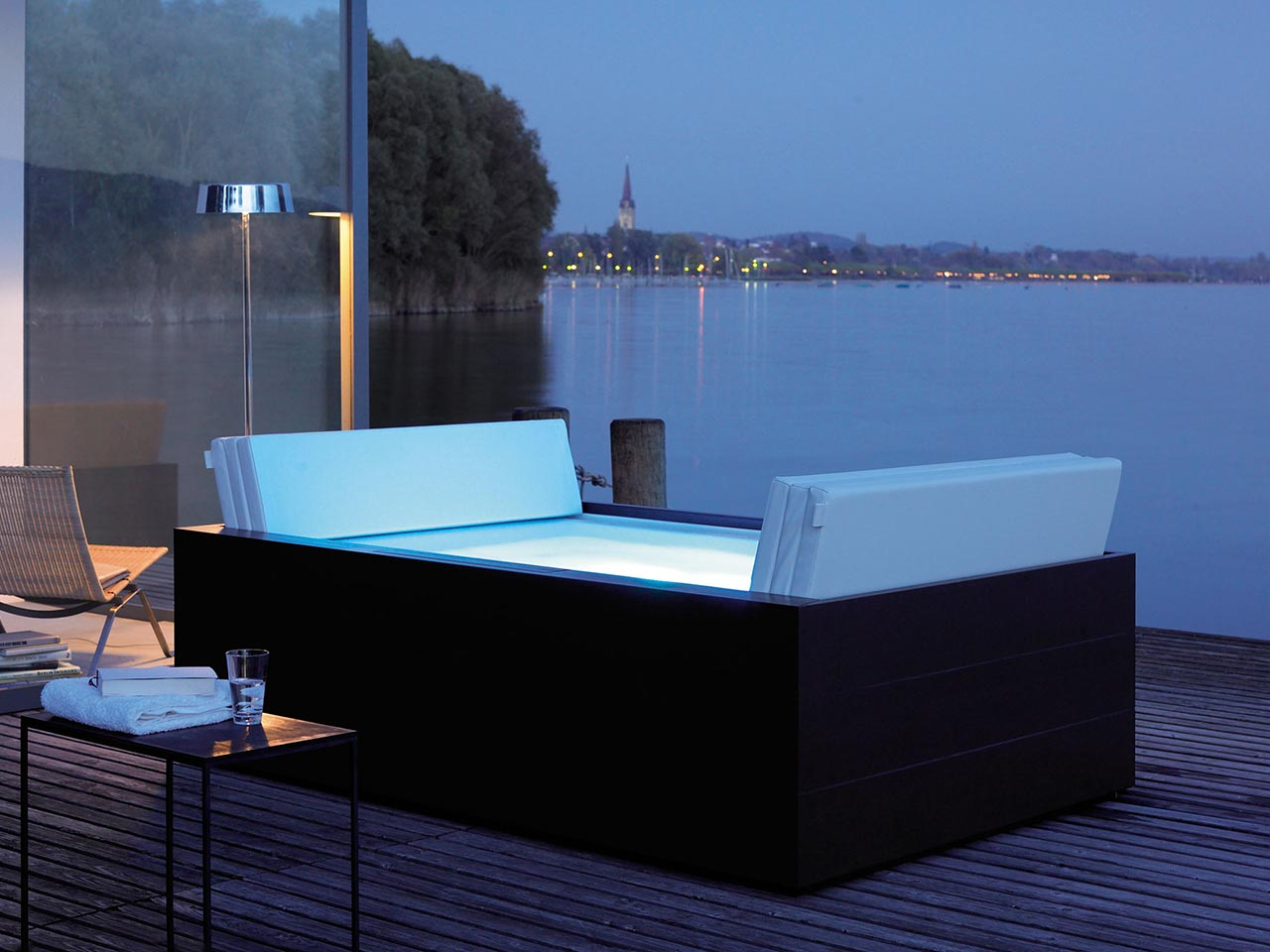 Duravit, mini pool Sundeck