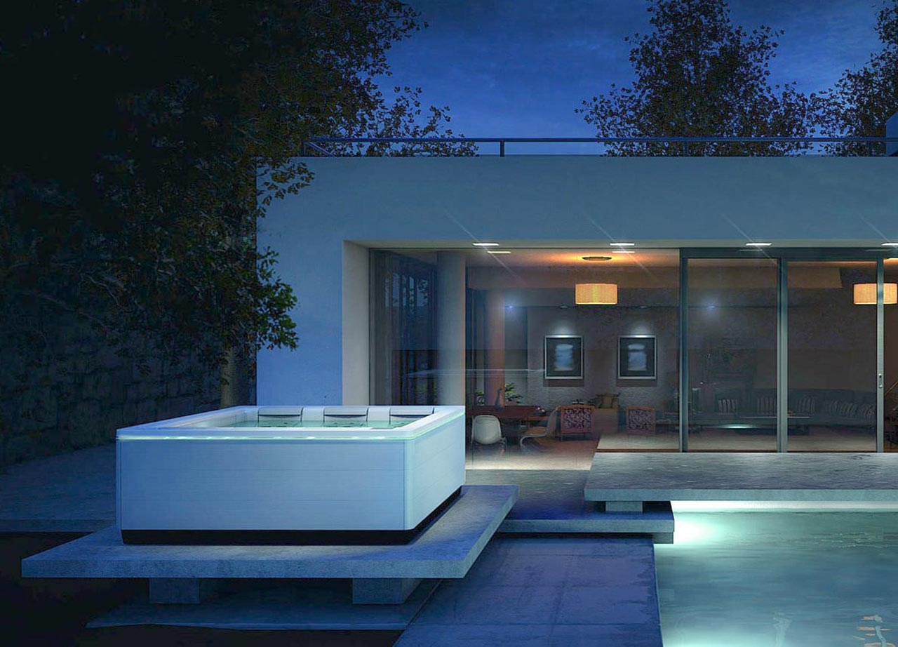Villeroy&Boch, mini pool Just Silence