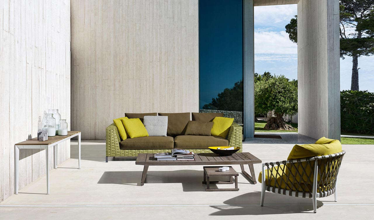 B&B Italia, Ray Outdoor Fabric
