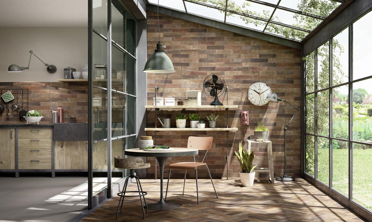Kitchen With Outdoor Designs This Dining Room Spills Out Into The