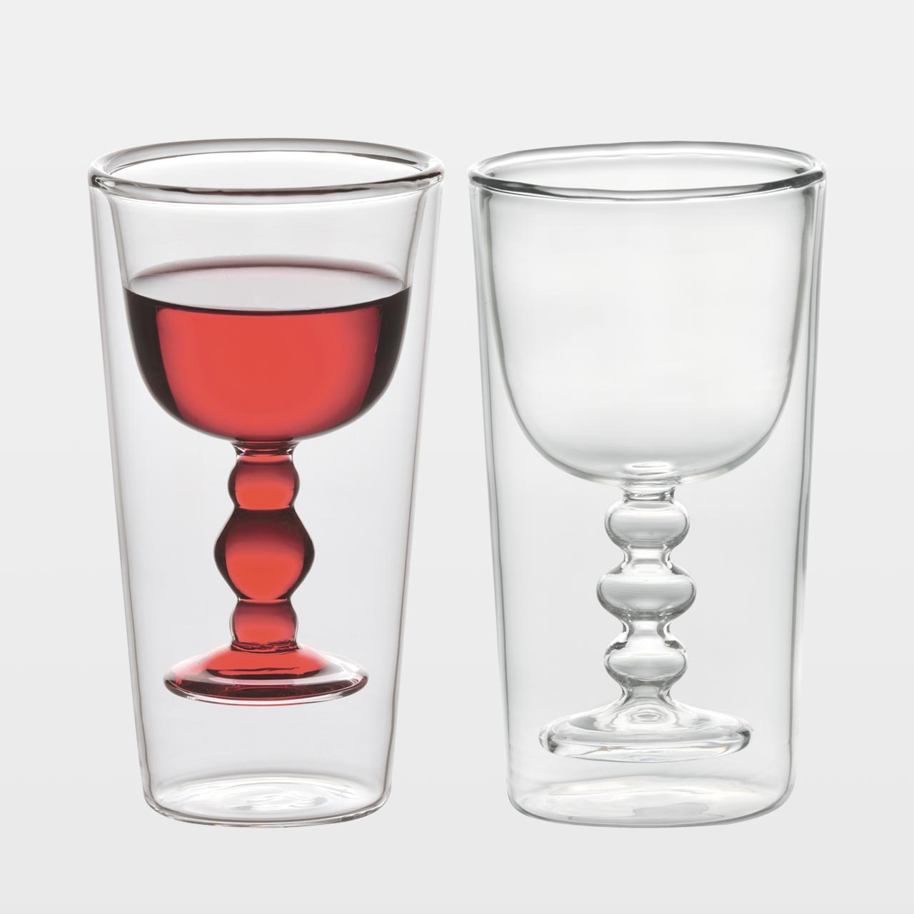 Bitossi Home, glasses Cocktail - Acqua e Vino