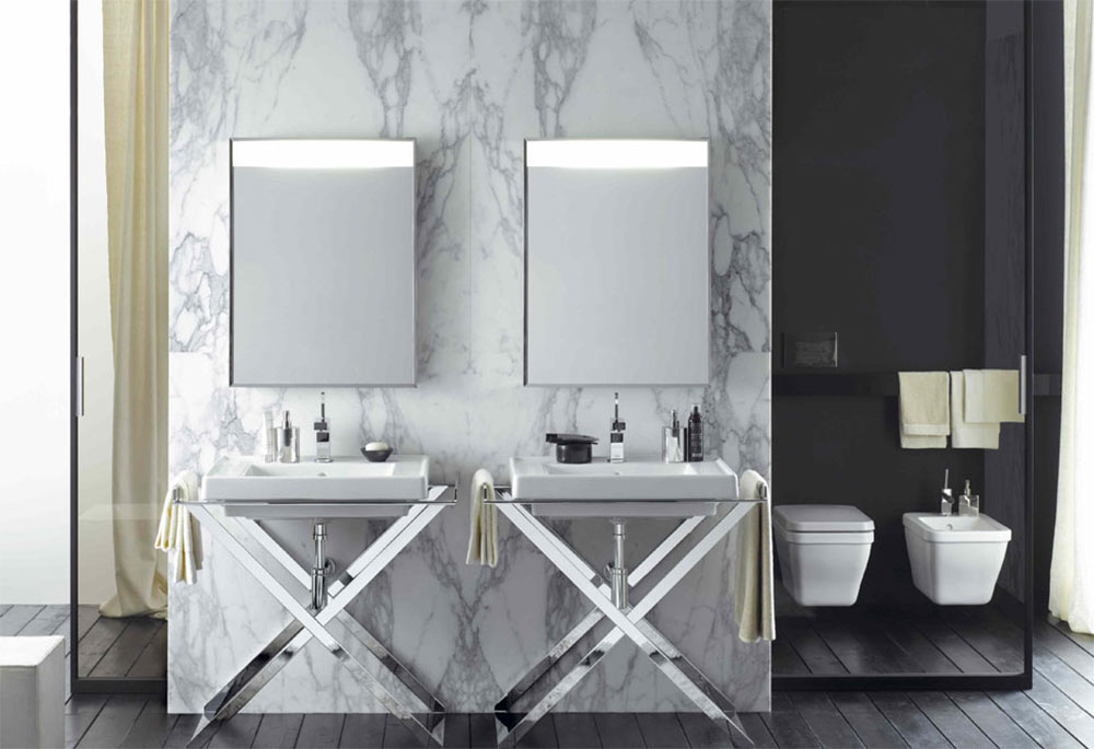 Washbasin Designs Made For A Couple Images