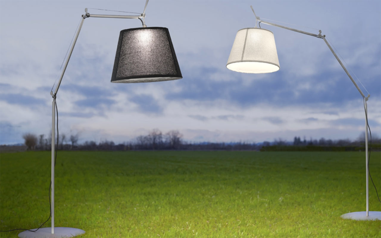 Artemide, Tolomeo Paralume Outdoor