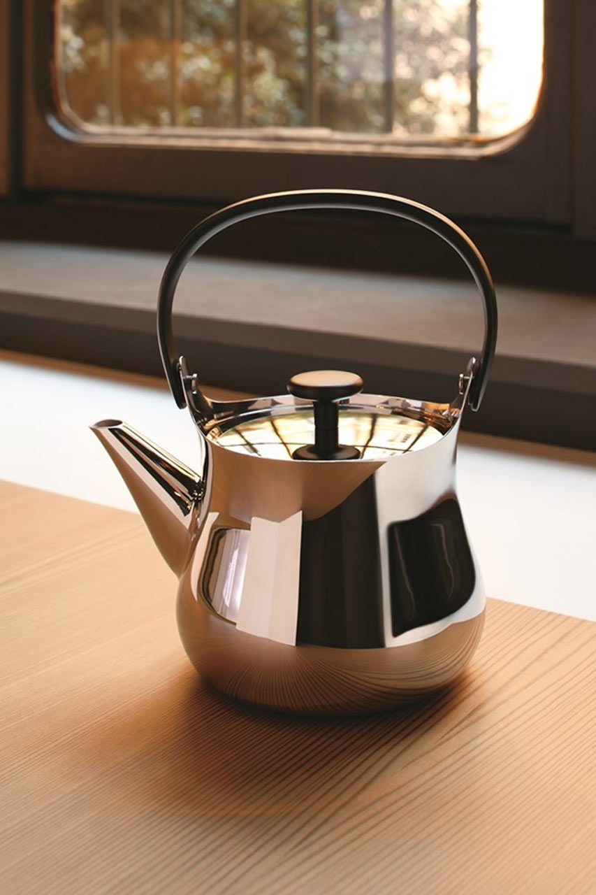 Alessi kettle Cha