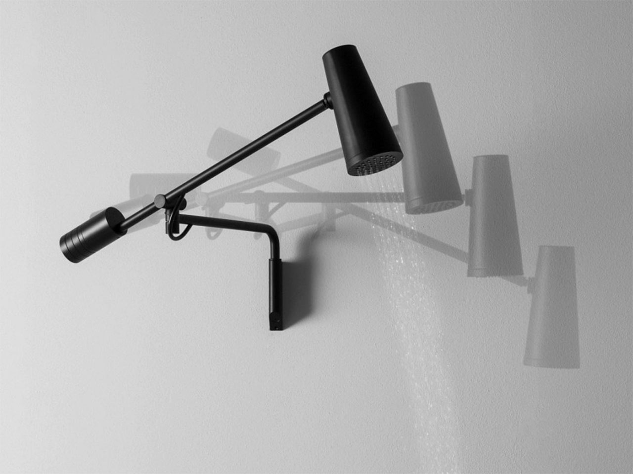 Zucchetti shower head Closer