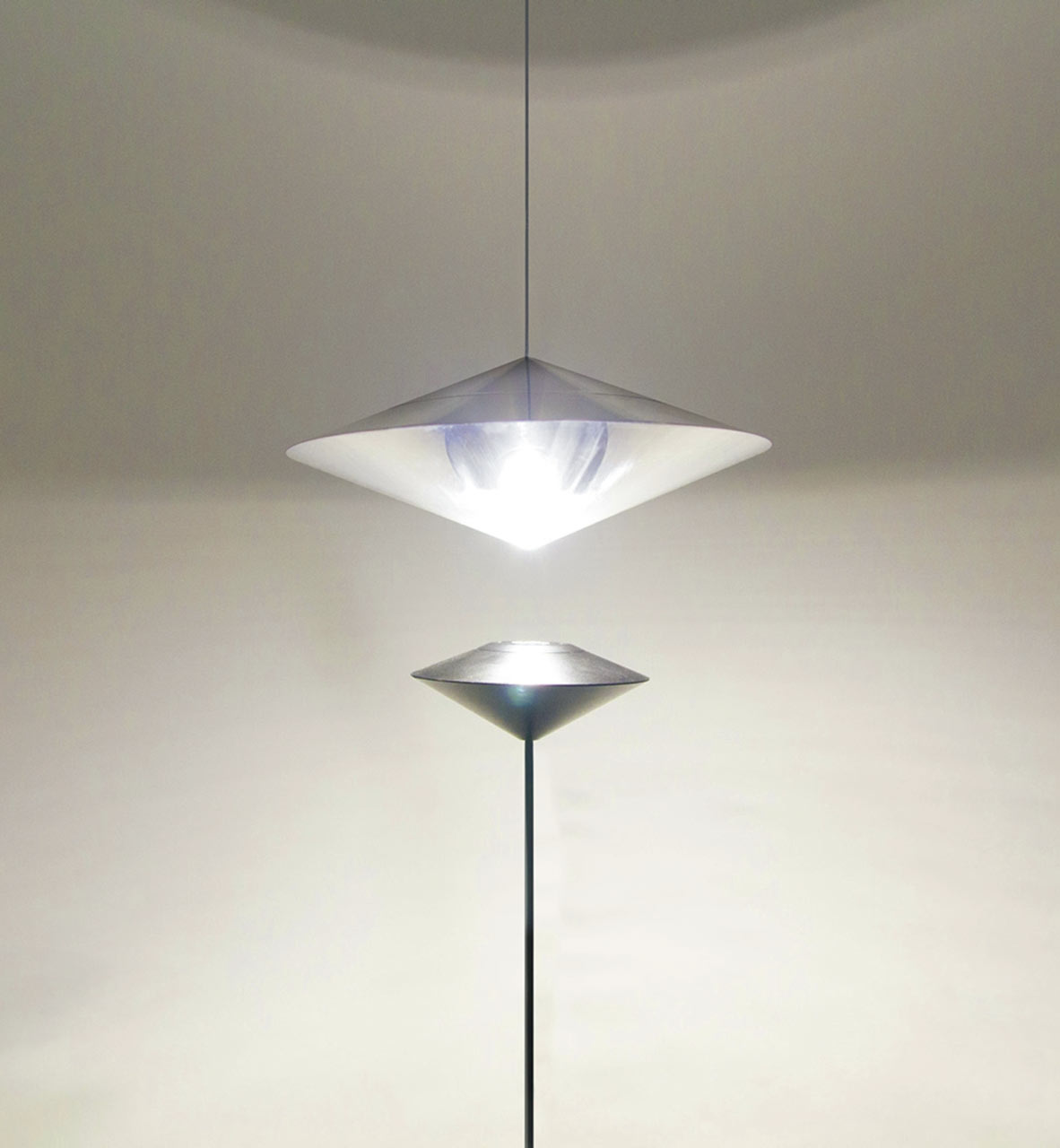 Luce 5, Magnetica