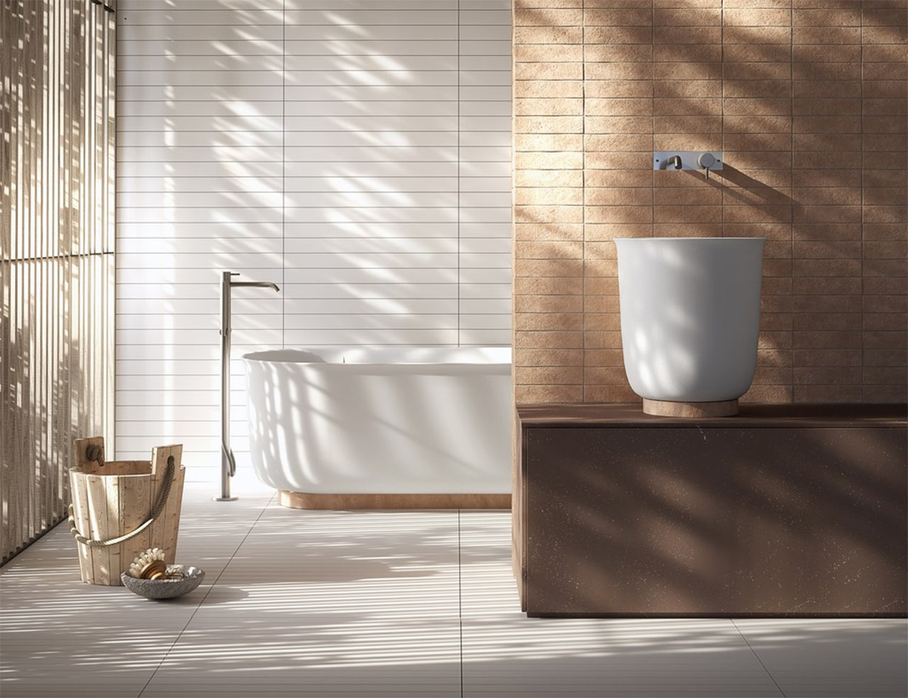 New designs for bathrooms - Bathroom Designs New Trends For 2016