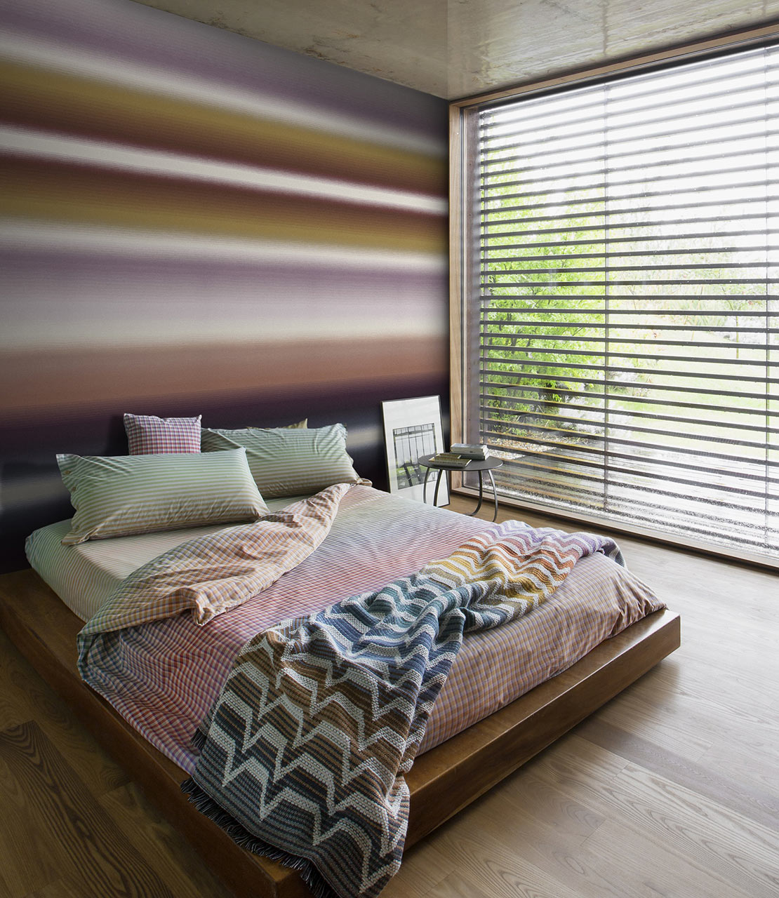 Missoni-JannelliVolpi, Wallcoverings01 MissoniHome