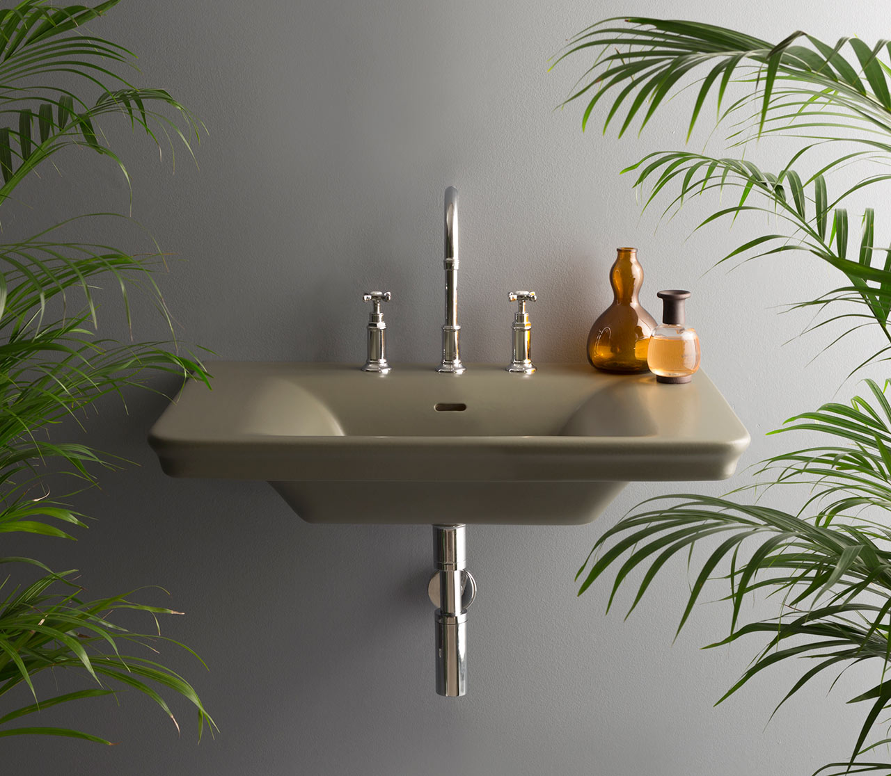 Wash basin designs new trends from cersaie 2016 images - Bagno di colore ...