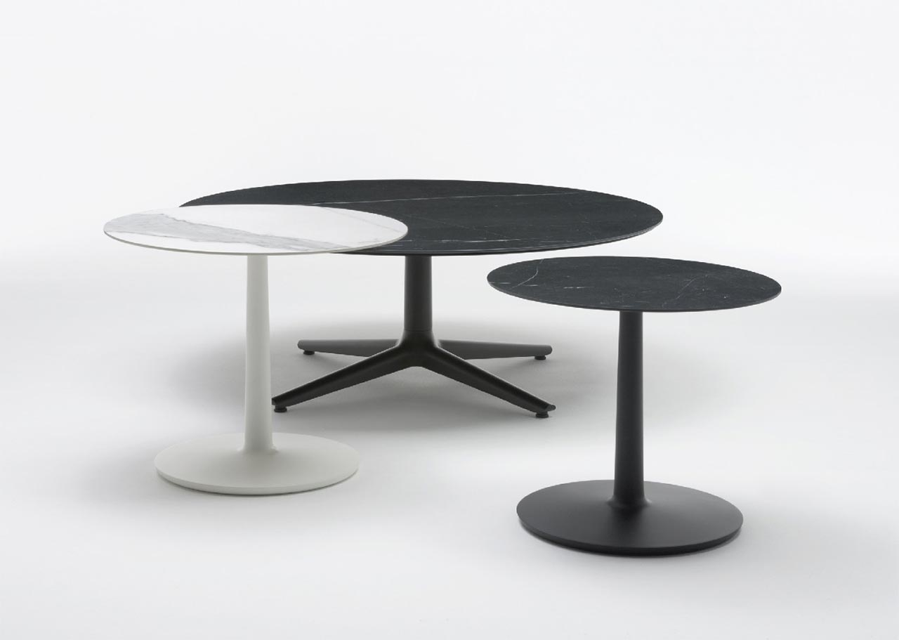 Kartell, tavolino Multiplo Coffee Table
