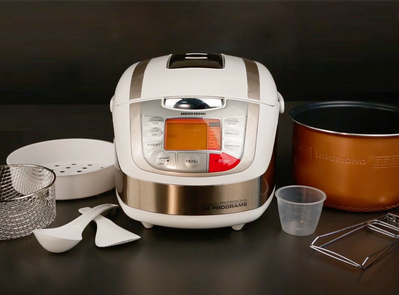 Remond, multicooker M4502E