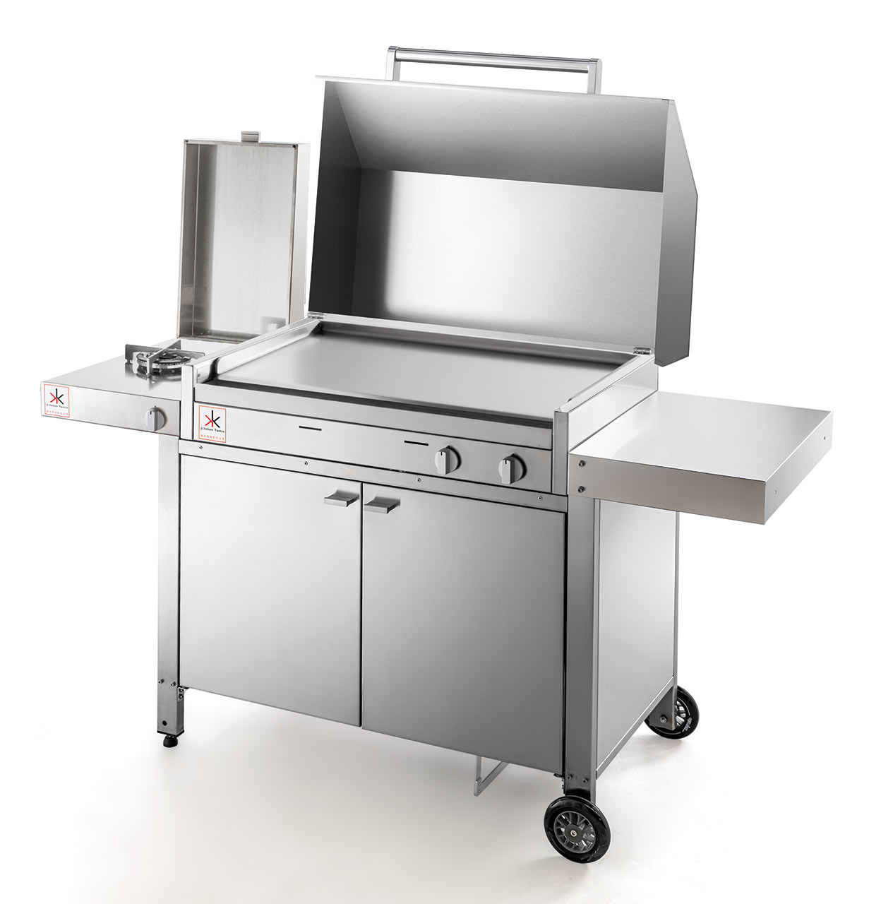 Kitchen Kamin, barbecue BC80