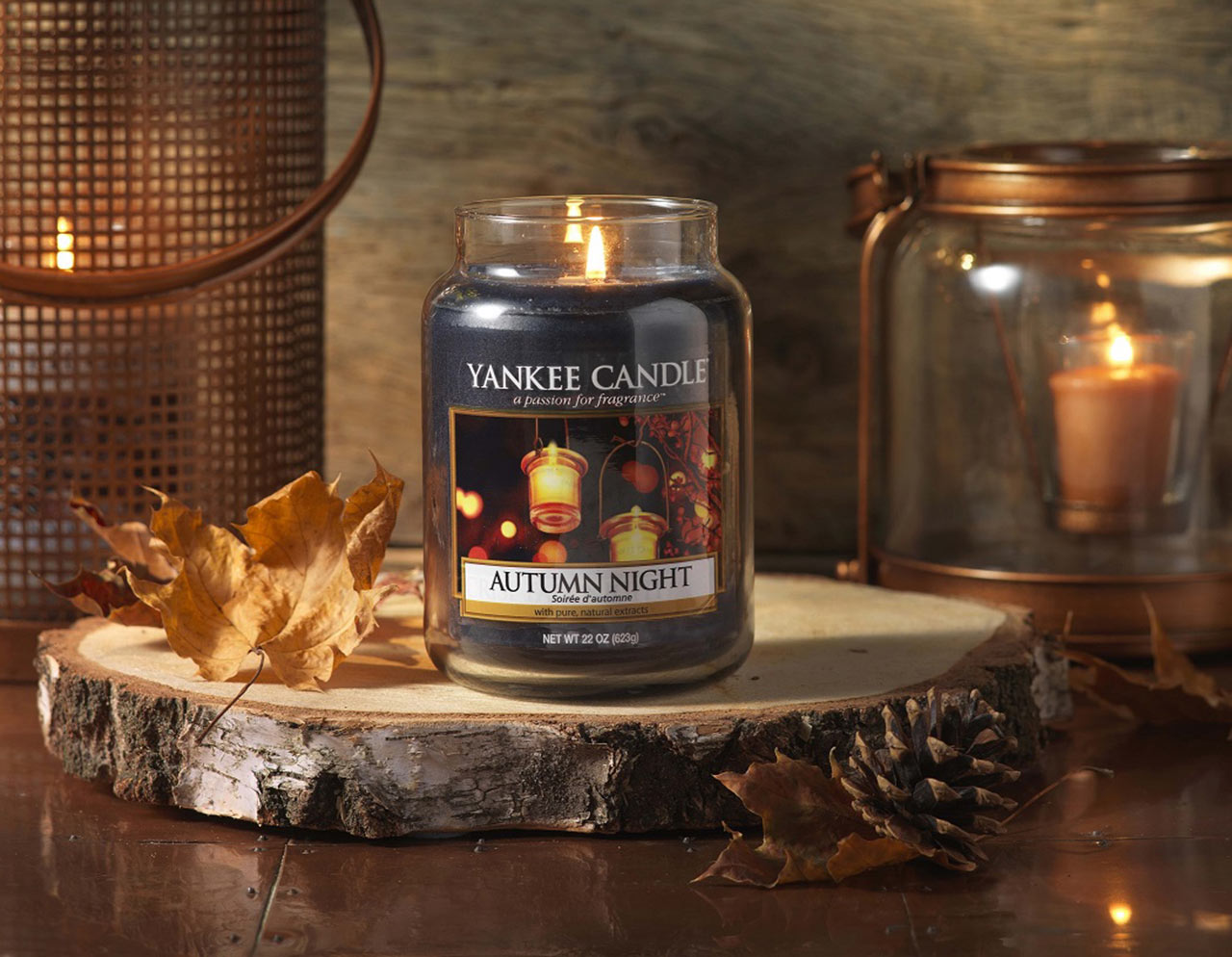 Yankee Candle, Autumn Night