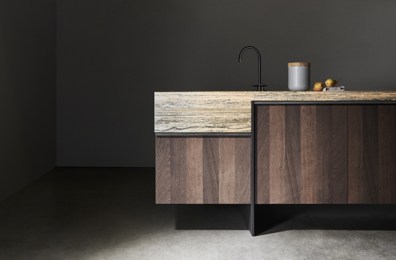Ratio kitchen, design Vincent Van Duysen, Dada 2018