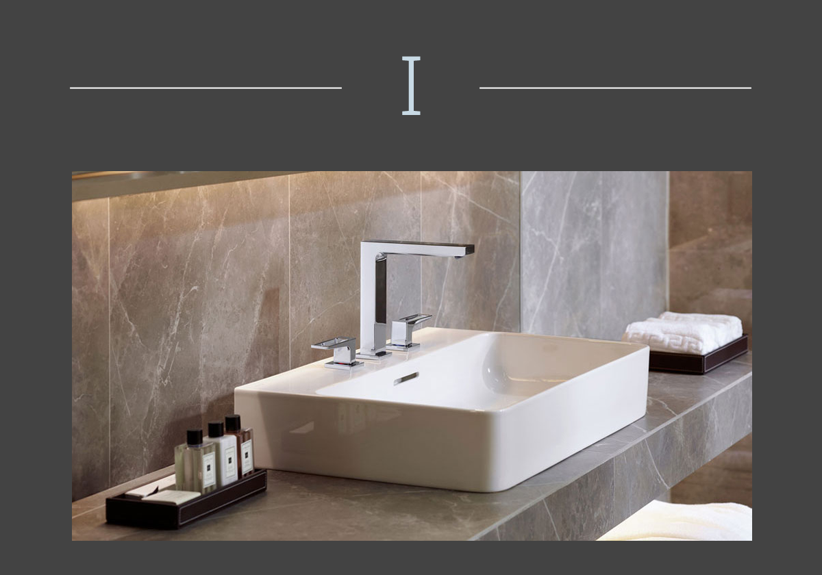 Metropol tap by Hansgrohe
