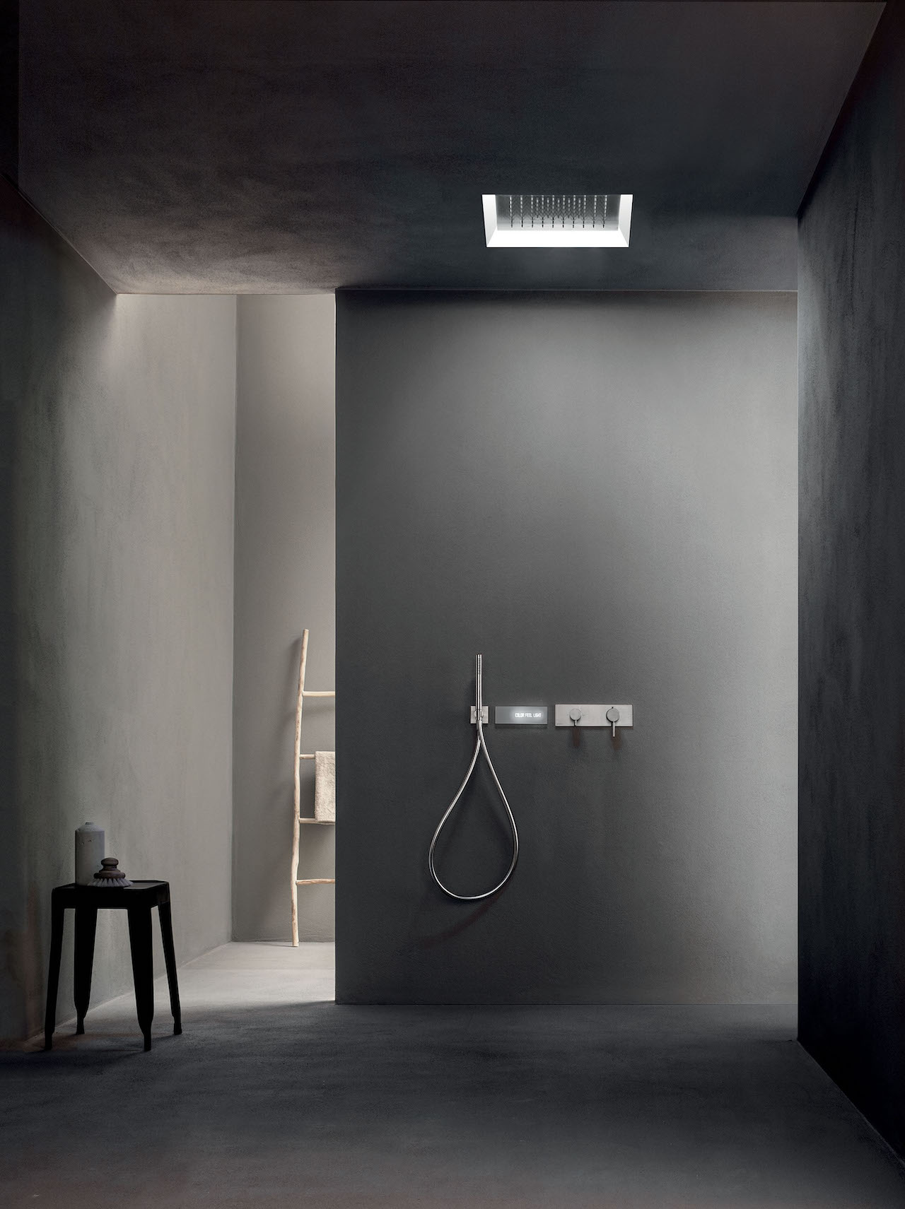 Acquafit Dream shower head, Fantini.
