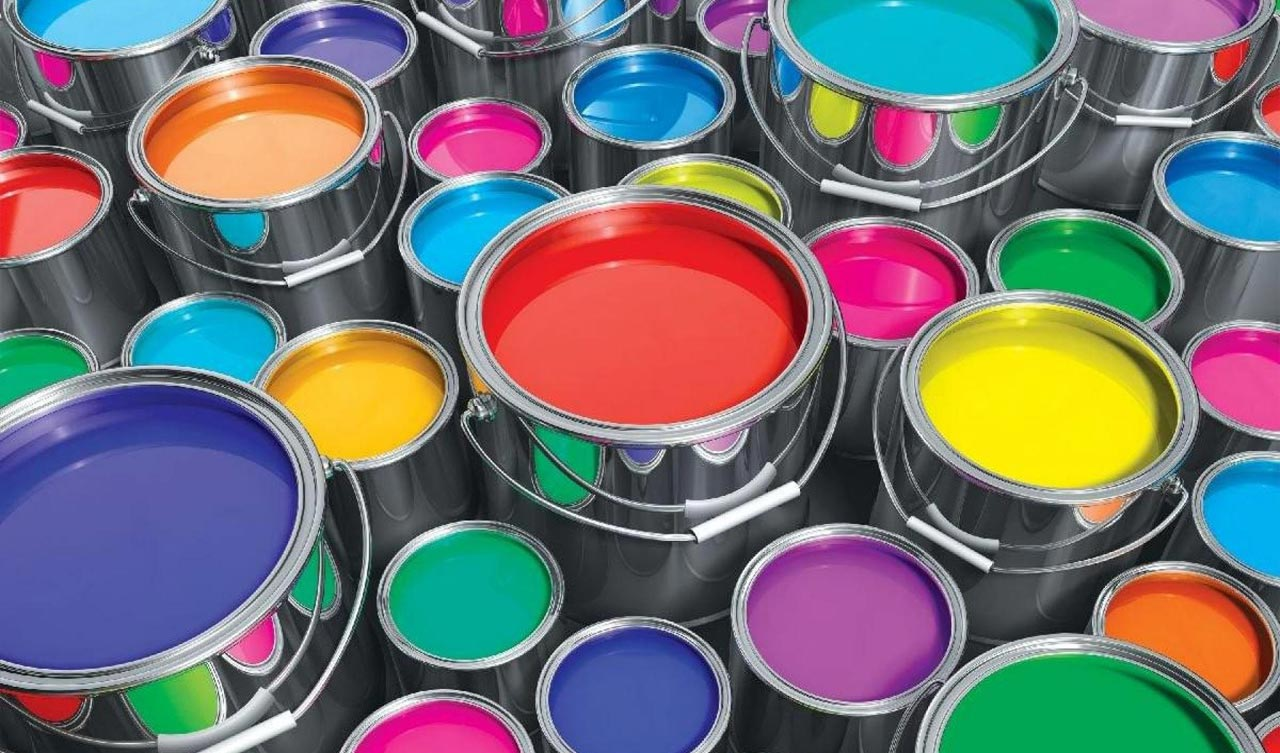 Water-based coatings, colors for your health