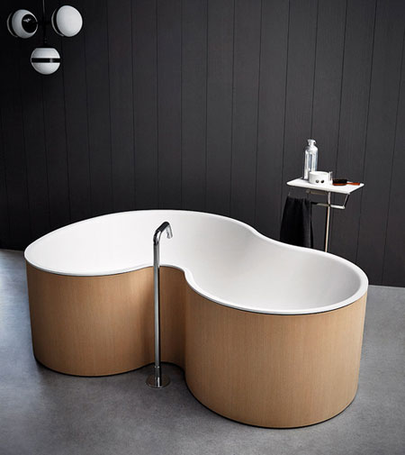 DR by Agape, the award-winning bathtub