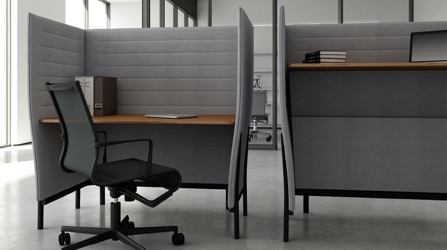 Eleven High Desk di Alias, la scrivania smart