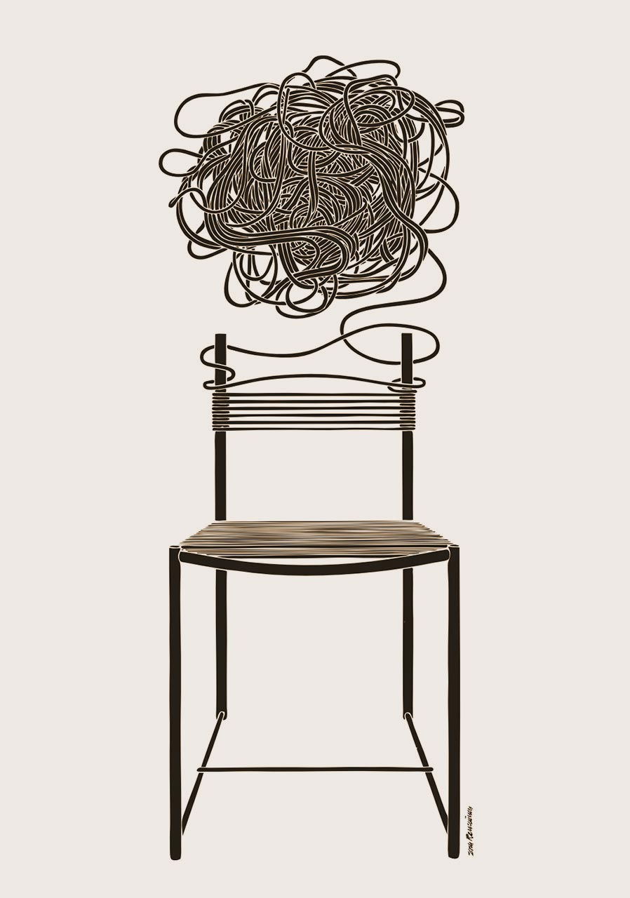 Alias Spaghetti Chair 12
