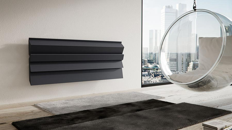 Android by Antrax, the radiator winner of the 2016 Good Design Award