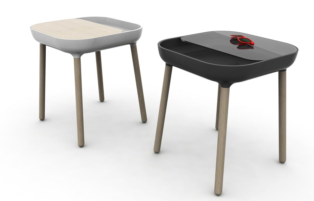 App coffee table by Domitalia