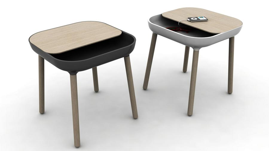 Modern and functional zerino coffee table by ak