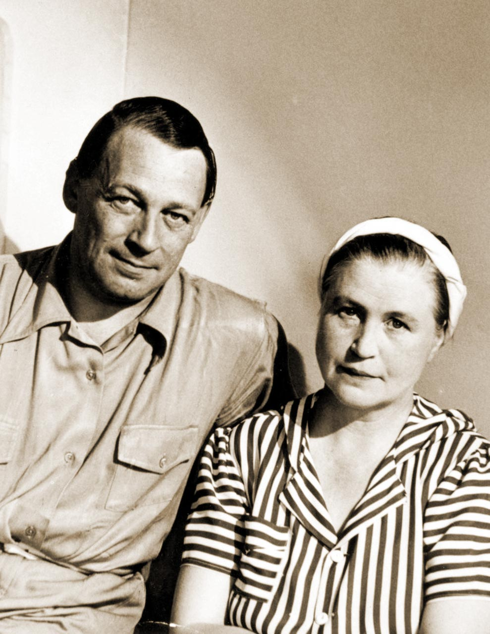 Aino and Alvar Aalto designer and architects