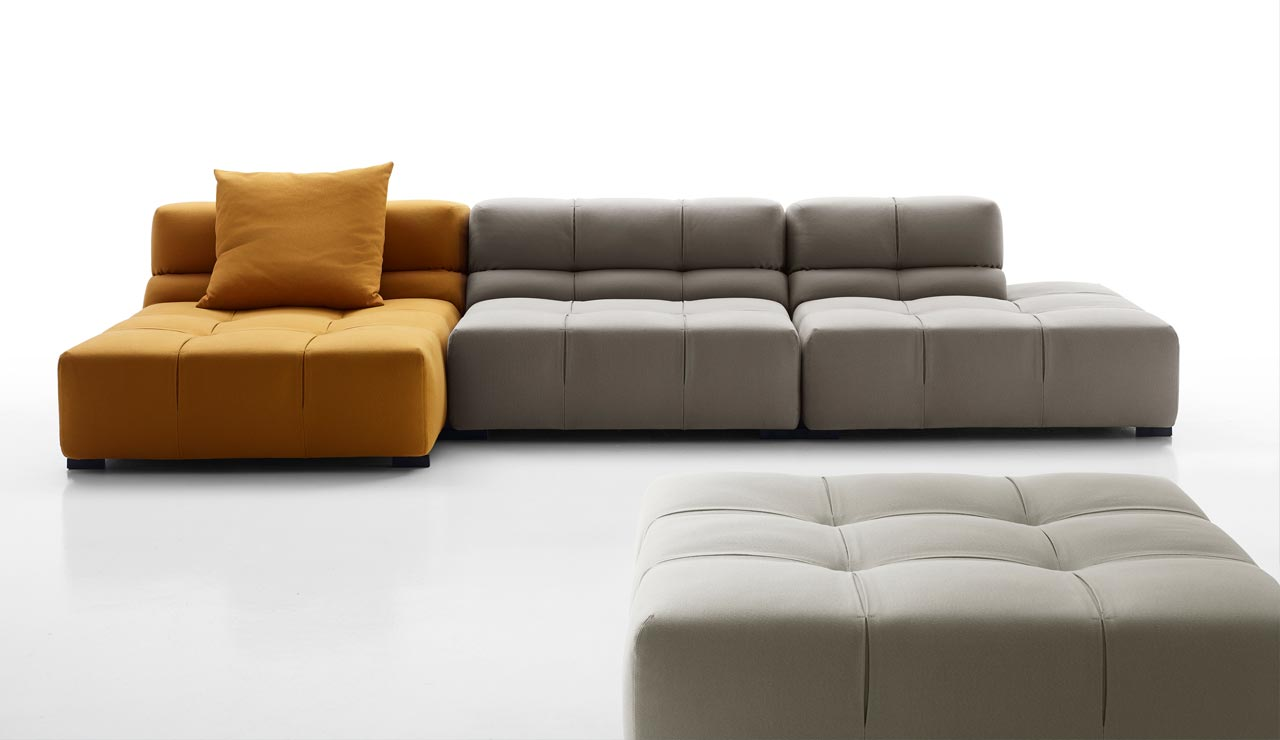 Sofa Tufty time by B&B Italia
