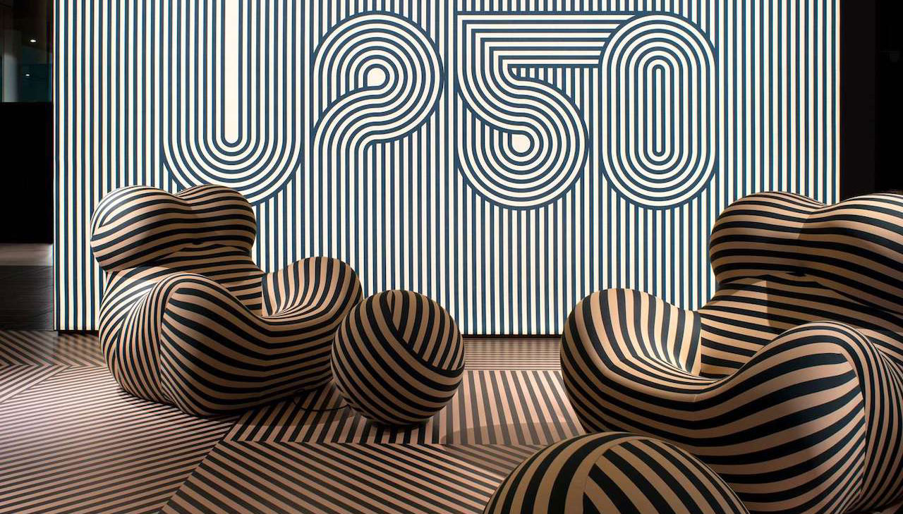 Up5_6 by B&B: the icon of the icons is fifty years old