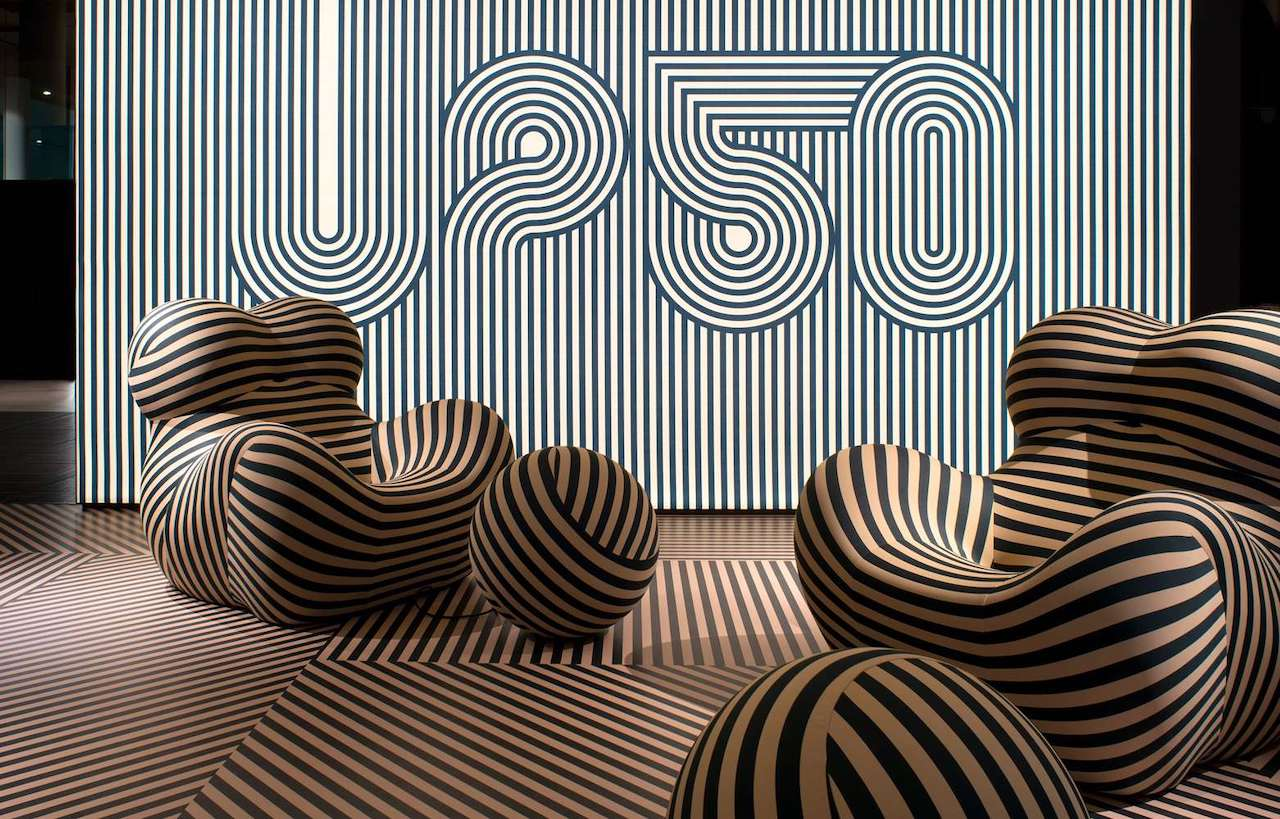 Up5_6, Serie Up, design Gaetano Pesce 1969 for C&B. Re-edited by B&B Italia in 2000.