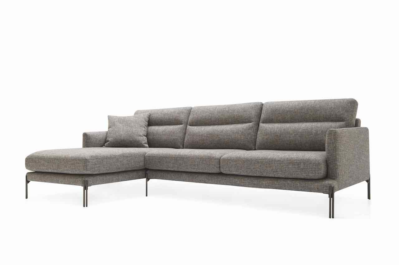Sofa Twin, design Stefano Spessotto 2020, Calligaris