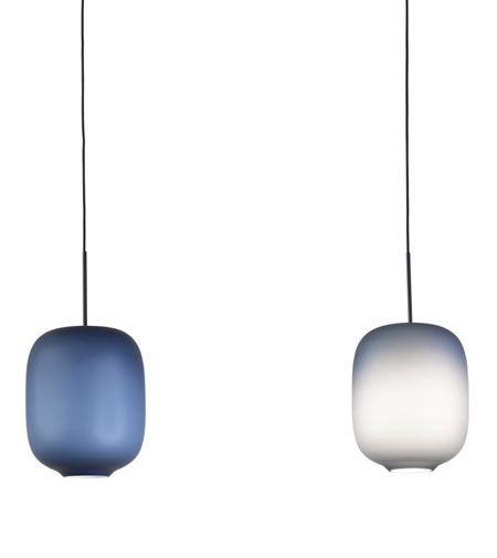 Arya by Cappellini, lamps that look to the East