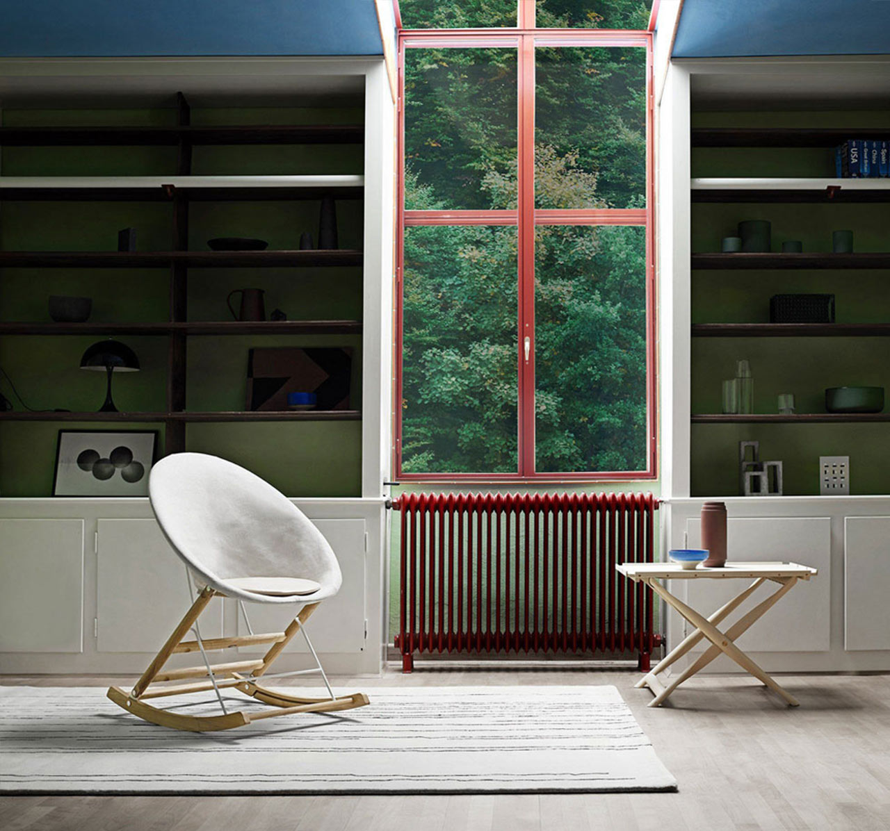 Carl Hansen & Søn, Rocking Nest Chair