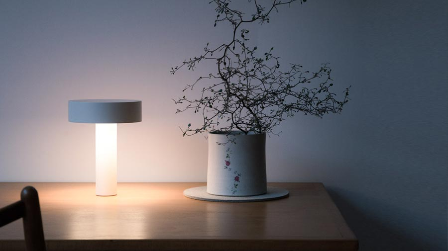 PoPuP by Davide Groppi, the lamp with innate rhythm
