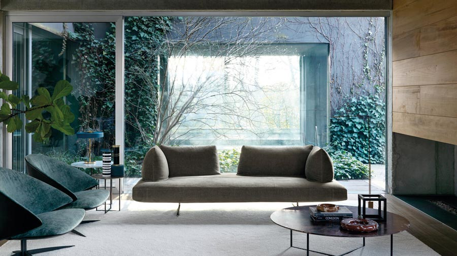 Lovely Day by Désirée, the sofa that shapes to your needs