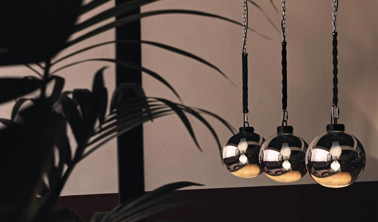 Diesel Living with Foscarini Wrecking Ball