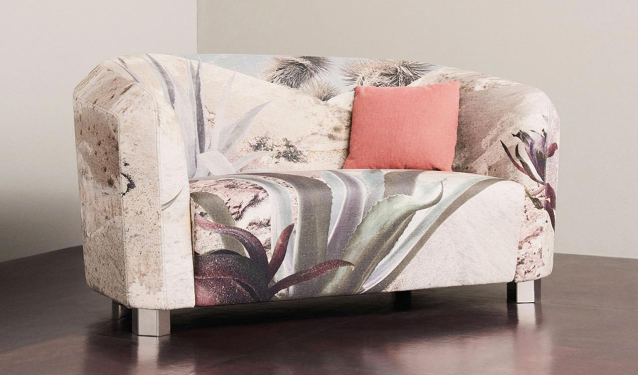 Diesel Living with Moroso Deco Futura