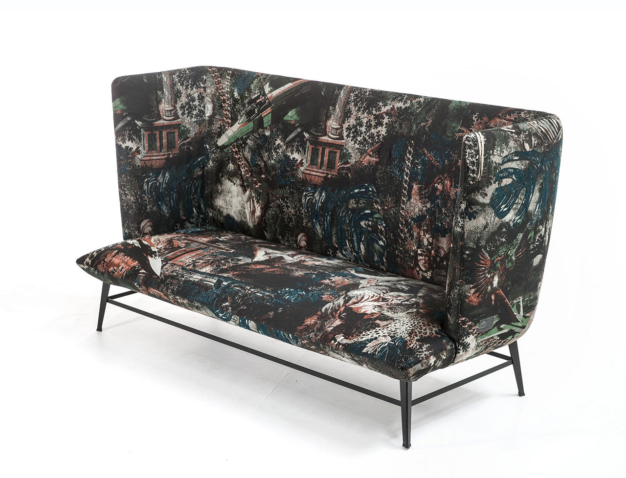 Diesel with Moroso, Gimme Shelter Natural Orgy